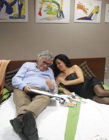 Pedro Roth y Kateřina Boháč Linares, foto: Dominika Bernáthová