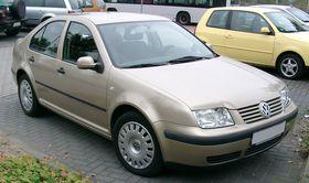 VW Bora (Foto: Rudolf Stricker, Wikimedia Commons, CC BY-SA 3.0)