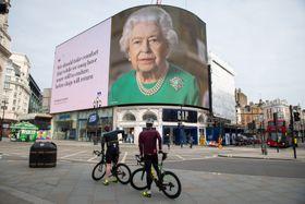 La reine Elisabeth II, photo: ČTK/PA/Dominic Lipinski