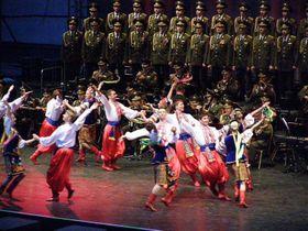 Александровцы, архивное фото: Олга Штрейбарова, Чешское радио