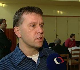 Martin Šafr (Foto: ČT24)