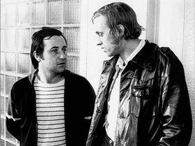 Radomír Šebesta (vpravo) aJosef Katrinčák, foto: ČTK