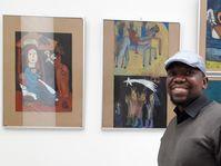Georges Makonzo Mondo, photo: Guillaume Narguet