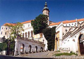 Mikulov Chateau, photo: CzechTourism
