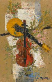 Tyleček, 'Inspiration', photo: Galerie La Femme