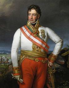 Le général Karl-Philipp Schwarzenberg, source: public domain