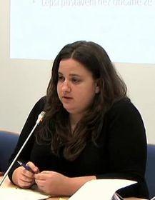Magda Faltová, photo: YouTube