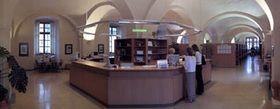 La Biblioteca Central de la Universidad, foto: Archivo de la Biblioteca
