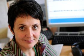 Dиректор фестиваля «Остравские дни» Рената Списарова (Фото: Мартин Страка, Чешское радио)