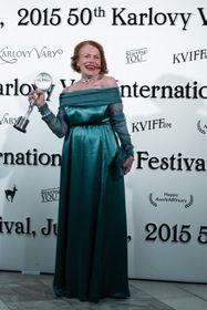 Iva Janžurová, foto: Film Servis Festival Karlovy Vary