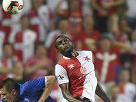 Slavia Prague - Dynamo Kiev, photo: Ondřej Deml/ČTK