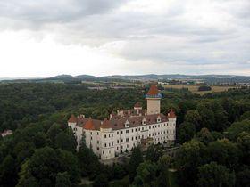 Castillo de Konopiště, foto: Denisa Tomanová