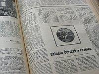 «Антонин Чермак и Чешское радио», Фото: Радиожурнал, 1933 г.