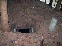Bunker Pod Ostrým in Böhmerwald (Foto: M. Dolejší, Vojensko.cz)