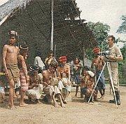 Amazonas-Indianer, 1950 Jahre (Foto: Archiv H+Z)