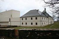Kloster Nový Dvůr (Foto: Eva Haunerová, Wikimedia CC BY-SA 3.0)