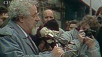 Valtr Komárek 1989 (Foto: Tschechisches Fernsehen)