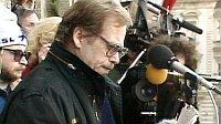 Václav Havel, foto: ČT24