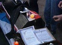 Die Tschechoslowakei ist symbolisch tot (1. Januar 1993 in Bratislava). Foto: ČT 24