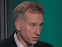 Mark Martin, photo: Czech Television