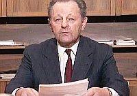 Miloš Jakeš, foto: ČT24