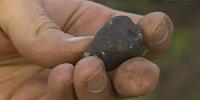 Meteorit (Foto: ČT24)