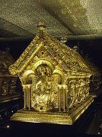 Reliquiar des Heiligen Maurus (Foto: NPÚ)
