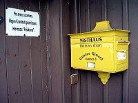 Das Misthaus - 'Wegen Krankheit geschlossen' (Foto: Hejkal, CC BY-SA 2.0 Germany)