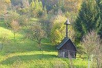 Denkmalgeschütztes Glockenhäuschen in Nedašova Lhota (Foto: Aleš Naňák)