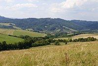 Die Landschaft von Závrší (Foto: Aleš Naňák)