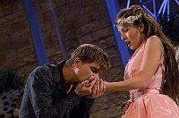 Jan Sklenář and Tereza Voříšková as Romeo and Juliet, photo: Viktor Kronbauer, source: AGENTURA SCHOK