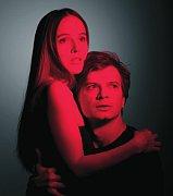 Jan Sklenář and Tereza Voříšková as Romeo and Juliet, photo: Pavel Mára, source: AGENTURA SCHOK