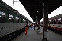 Brno's main train station, photo: Jiří Sedláček, www.wikimedia.org