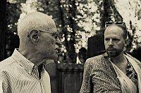 Karel Koecher, Jakub Wagner, photo: archive of Jihlava International Documentary Film Festival