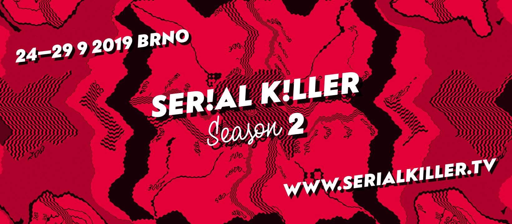 Serial Killer festival founder Kamila Zlatušková: original