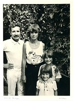 La famille de Markéta Tomanová, photo: André Villers