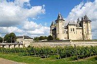 Château de Saumur, photo: La Chuquita, CC BY-SA 2.0 Generic