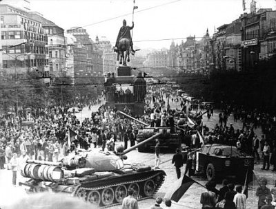 Image result for the soviet union invaded czechoslovakia