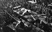 Оккупация Чехословакии войсками Варшавского договора, Фото: Engramma.it, CC BY-SA 3.0