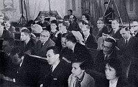 Kafka-Konferenz auf Schloss Liblice (Foto: Archiv der tschechischen Akademie der Wissenschaften)