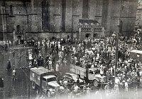Pilsner Aufstand gegen das kommunistische Regime (Foto: Staatliches regionales Archiv in Pilsen)