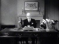 Эдвард Бенеш во время Второй мировой войны (Фото: Чешское Телевидение)