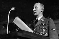Reinhard Heydrich, foto: ČT (Documento 'Heydrich - la solución final')