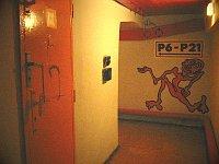 Ici, il y avait sept cellules pour les hommes, photo: Unitas House