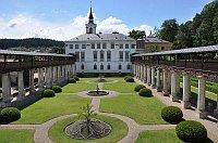 Schloss Lysice (Foto: Ben Skála, Benfoto, CC BY-SA 3.0 Unported)