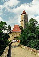 Zvíkov, photo: Jerzy Strzelecki, Wikimedia Commons, CC BY 3.0