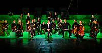 Berg Orchestra, photo: Karel Šuster