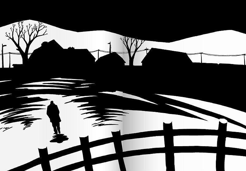 'Alois Nebel 1', photo: Presque Lune