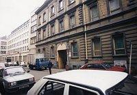 C'était à l'époque un lieu de la StB, photo: Unitas House