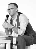 Martin Barry, photo: archive of reSITE festival